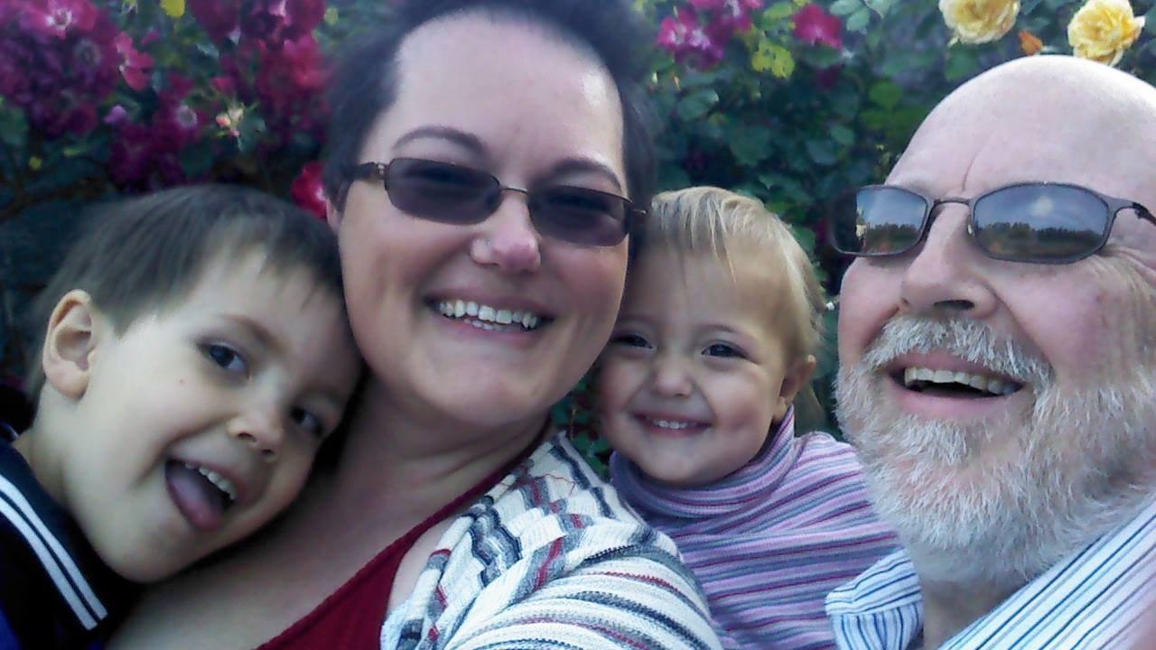 Dr. Morton's family