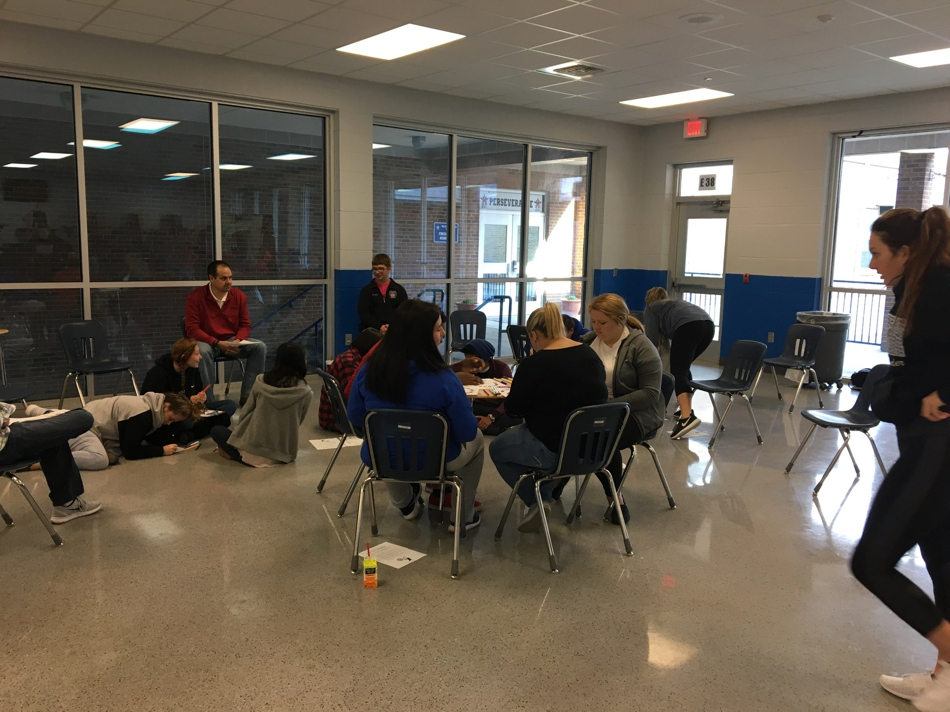 Mid Year Retreat for Peer Group Connection Leaders