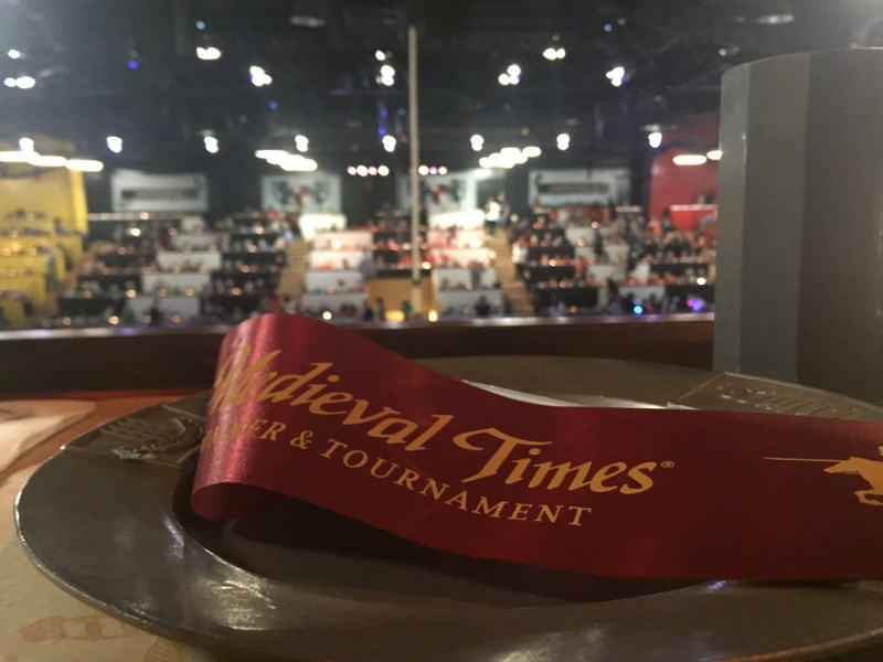 The 7th Grade Has an Amazing Experience At Medieval Times By: Anika Thakkar 7-2 Featured Photo