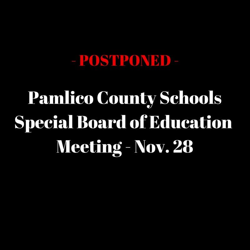 Special Board Meeting notice