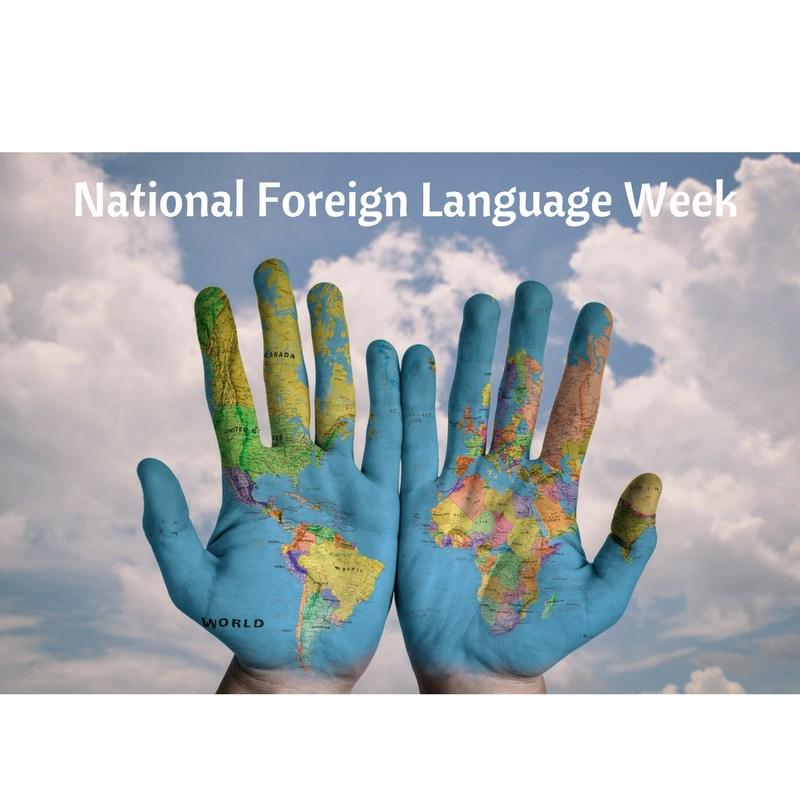 national foreign language week