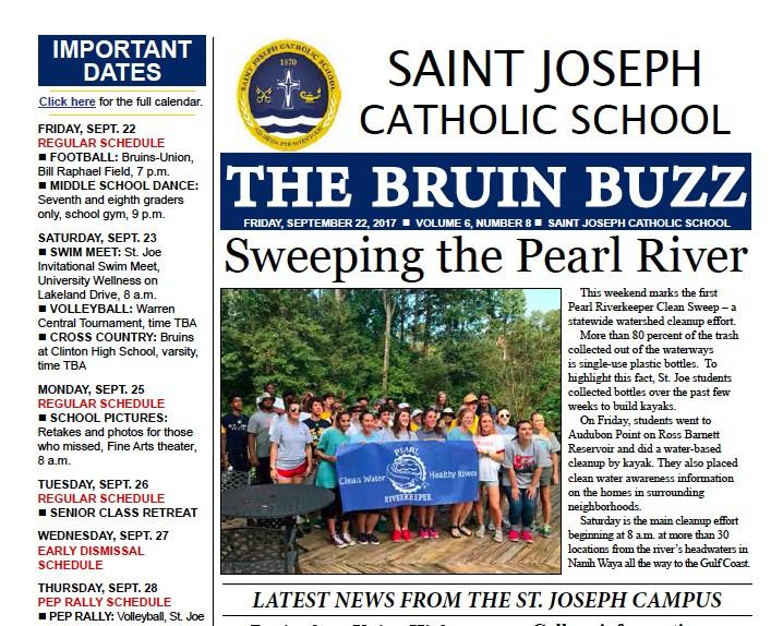 The Bruin Buzz, Friday, Sept. 22 Thumbnail Image