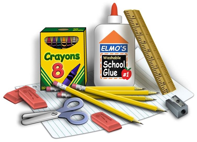 School Supply Lists 2017-2018 Thumbnail Image