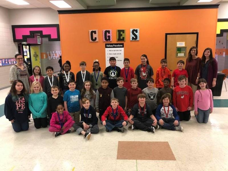 CGE's Robotics Team