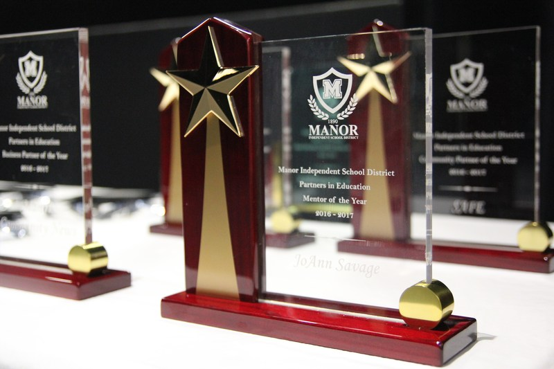 Manor ISD Recognizes Partners in Education Thumbnail Image