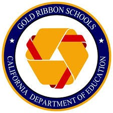 California Gold Ribbon School logo