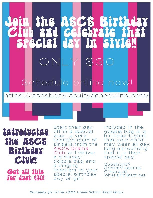 Birthday Club Thumbnail Image