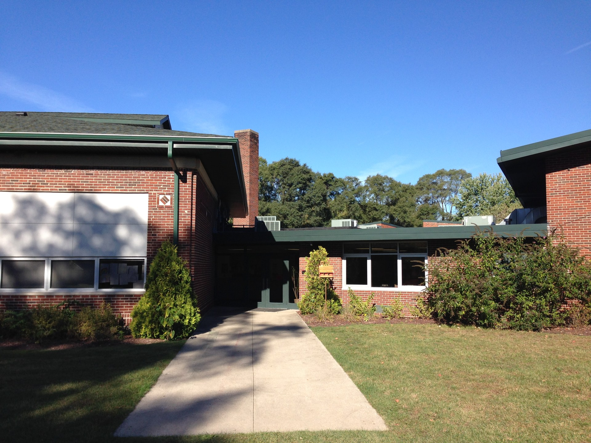 Millburg Front Building