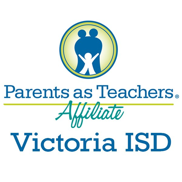 Parents as Teachers Affiliate Victoria ISD Logo