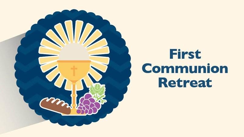 First Communion Retreat! Thumbnail Image