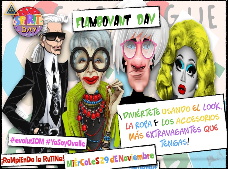 Flamboyant Spirit Day! Thumbnail Image