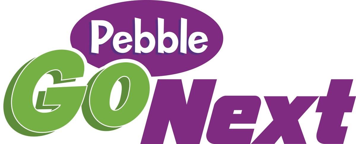 Pebble Go Next Logo Icon