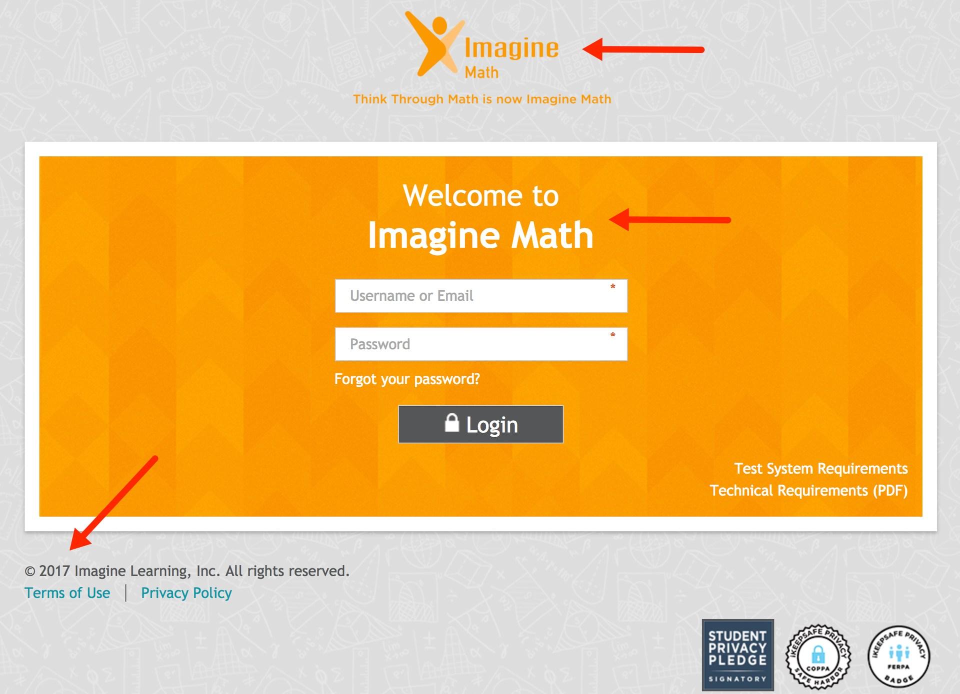 Imagine Math - District Math Universal Screener Kinder-5th Grade