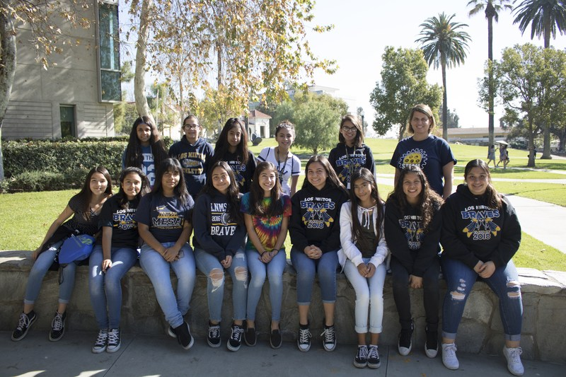 American Association of University Women (AAUW) Girls Math-Science Conference Featured Photo