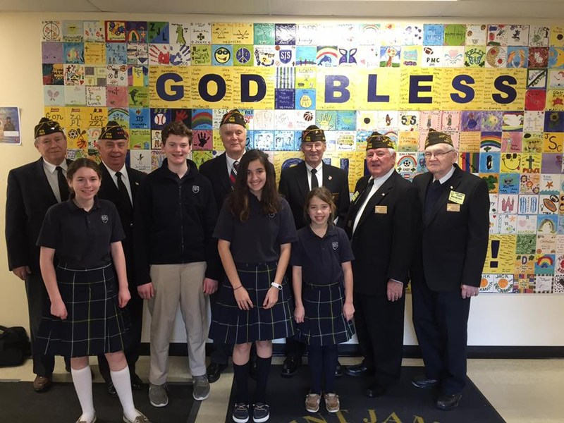 Saint James School Shines in Patriot's Pen Essay Competition Thumbnail Image