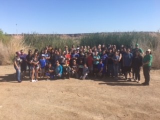 7th Grade STEM Duck Release at the Imperial Wetlands ~ Friday, April 14, 2017 Thumbnail Image