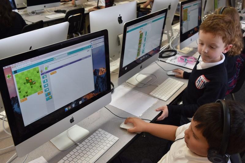 Kinder Coders! Thumbnail Image