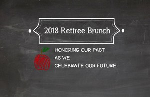 2018 Retiree Brunch