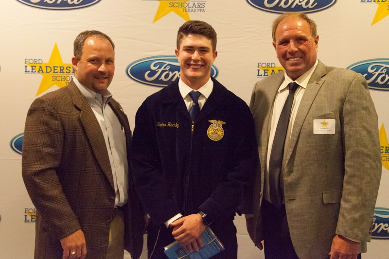 Hunter Hackley Honored at Ford Scholar Banquet Thumbnail Image