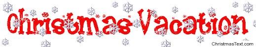 Our Christmas Break Thumbnail Image