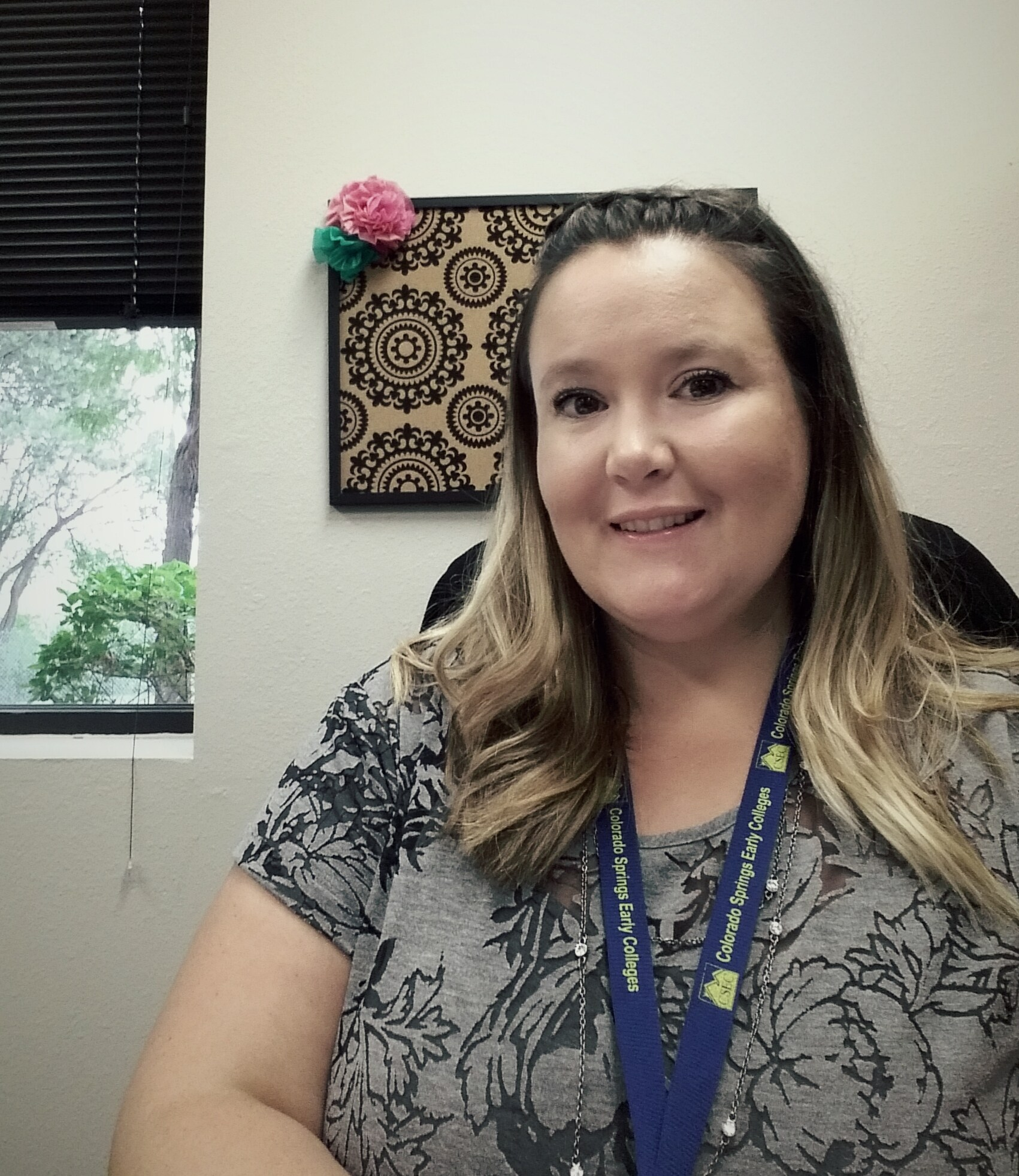 Photo of Ashley Sanderson, CSEC Learning Specialist