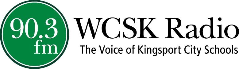 90.3 FM WCSK Radio logo