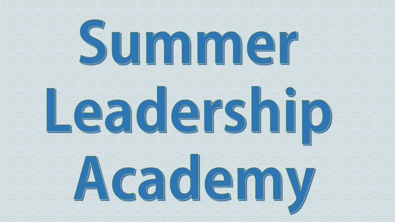 ECPS announces Summer Leadership Academy for rising freshmen & seniors Thumbnail Image