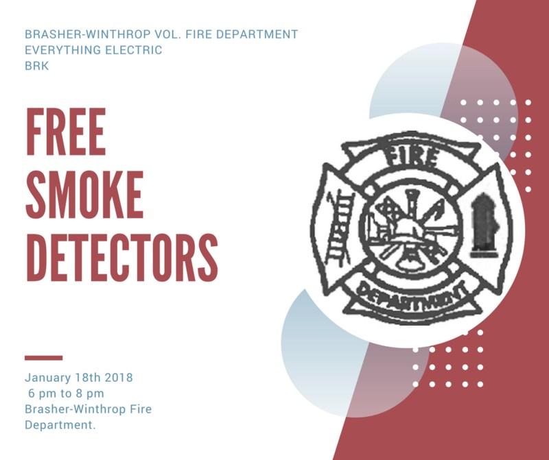 Free Smoke Detectors Thumbnail Image