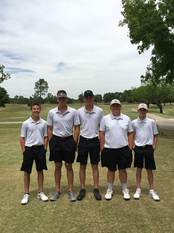 Tiger Golf Competes at Regional! Thumbnail Image
