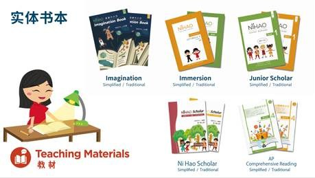 Ni Hao Teaching Materials