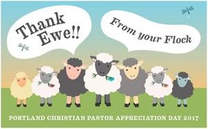 Pastor Appreciation Day 2017 -