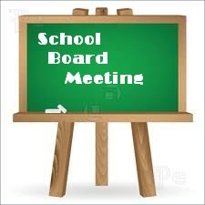 School Board Meeting Monday, December 10, 2018 Thumbnail Image