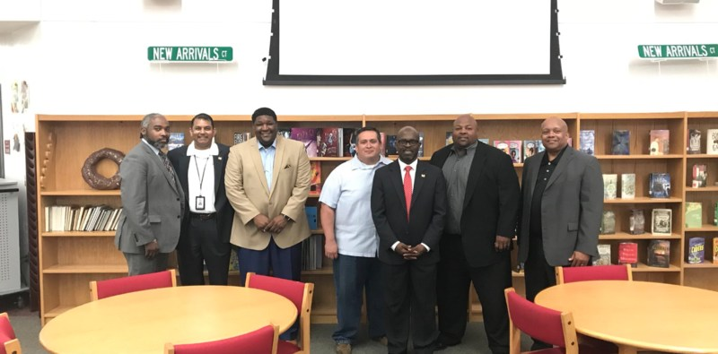 Manor ISD Board of Trustees Complete Community Engagement Tour Thumbnail Image
