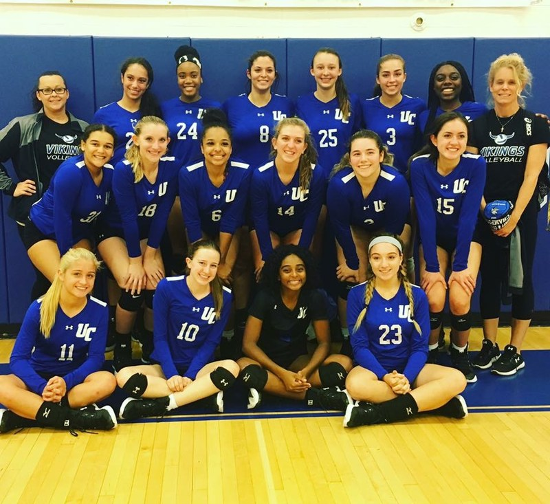 UC's volleyball team avenges loss to Westfield, earns a share of the conference title Thumbnail Image