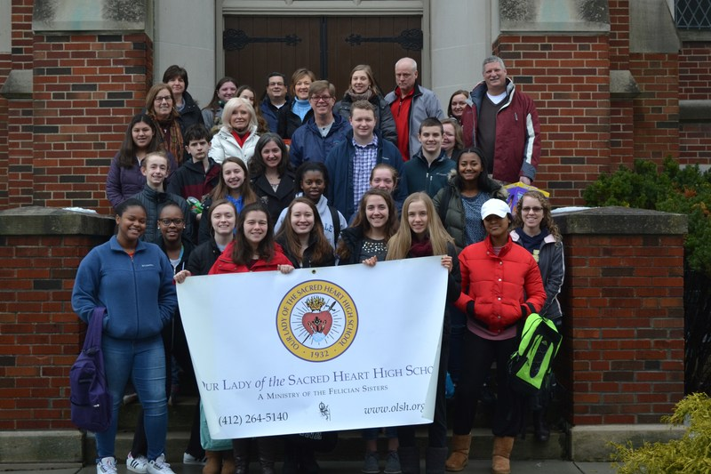 The 2018 OLSH Love Walk for the Poor Featured Photo