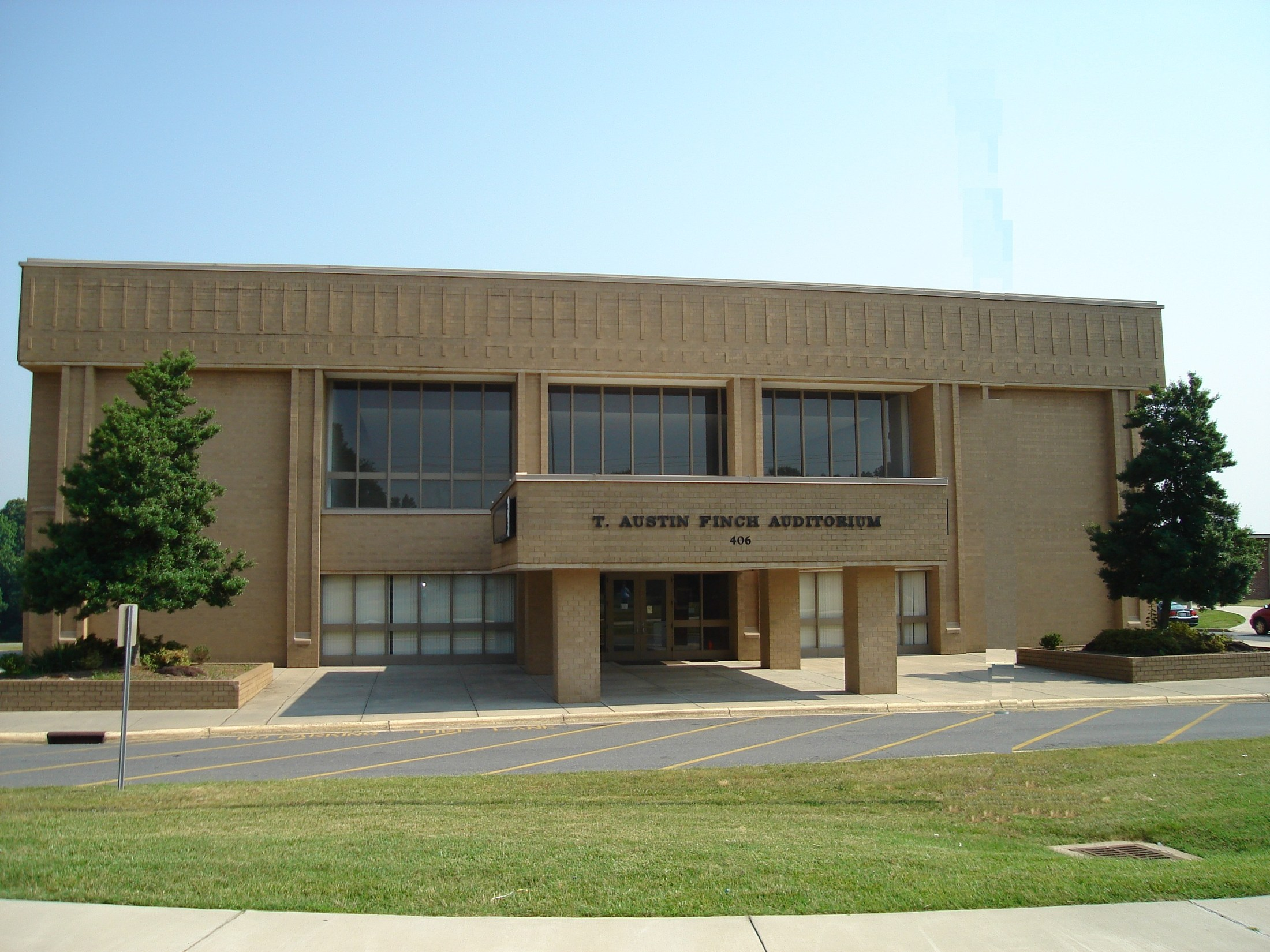 T. Austin Finch Auditorium