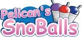 Pelican SnoBall Sign