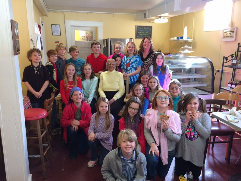 Fourth Graders Visit Woodruff's Store Thumbnail Image