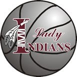 Lady Indians logo