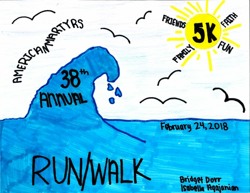 38th Annual AM 5K Run/Walk - Saturday, February 24 at 8:00am Featured Photo