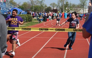 Area 16 Special Olympics
