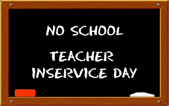 Just a reminder- Friday, October 20, 2017 is an Inservice Day for teachers.  School is not is session for students. Thumbnail Image