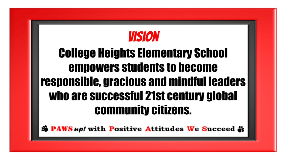 College Heights Vision