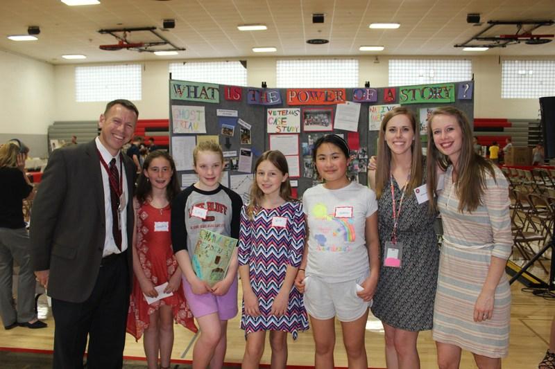 Shorewood Authentic Learning Showcase 2018