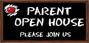 Open House Dates