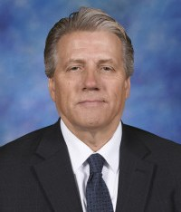 Picture of Superintendent Dr. Robert Machak