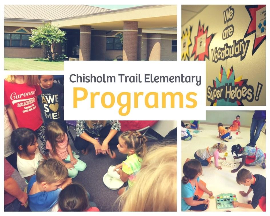 Chisholm Trail Elementary Program