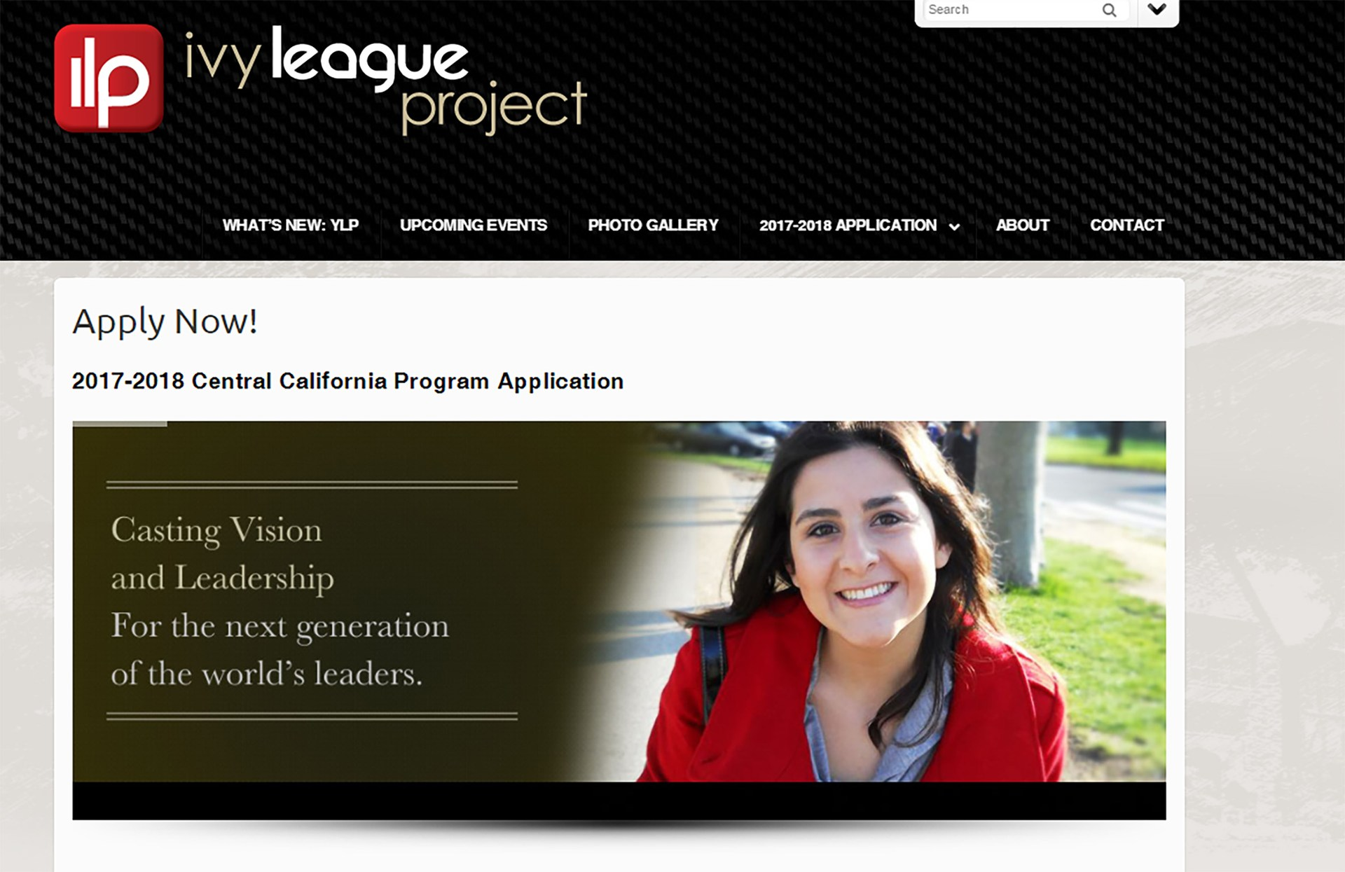 Ivy League Project