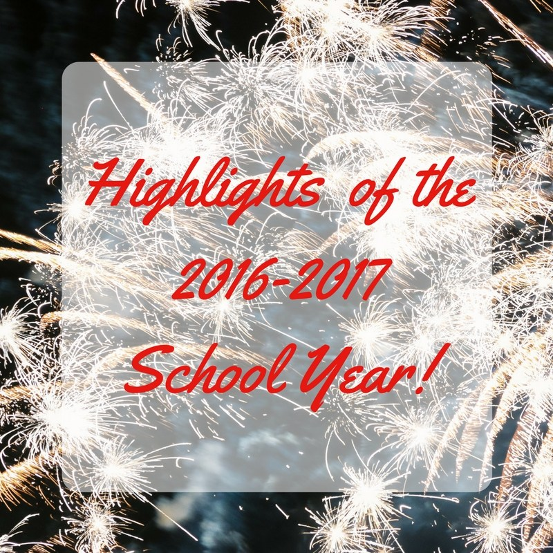 Some highlights of the 2016-2017 school year... Thumbnail Image