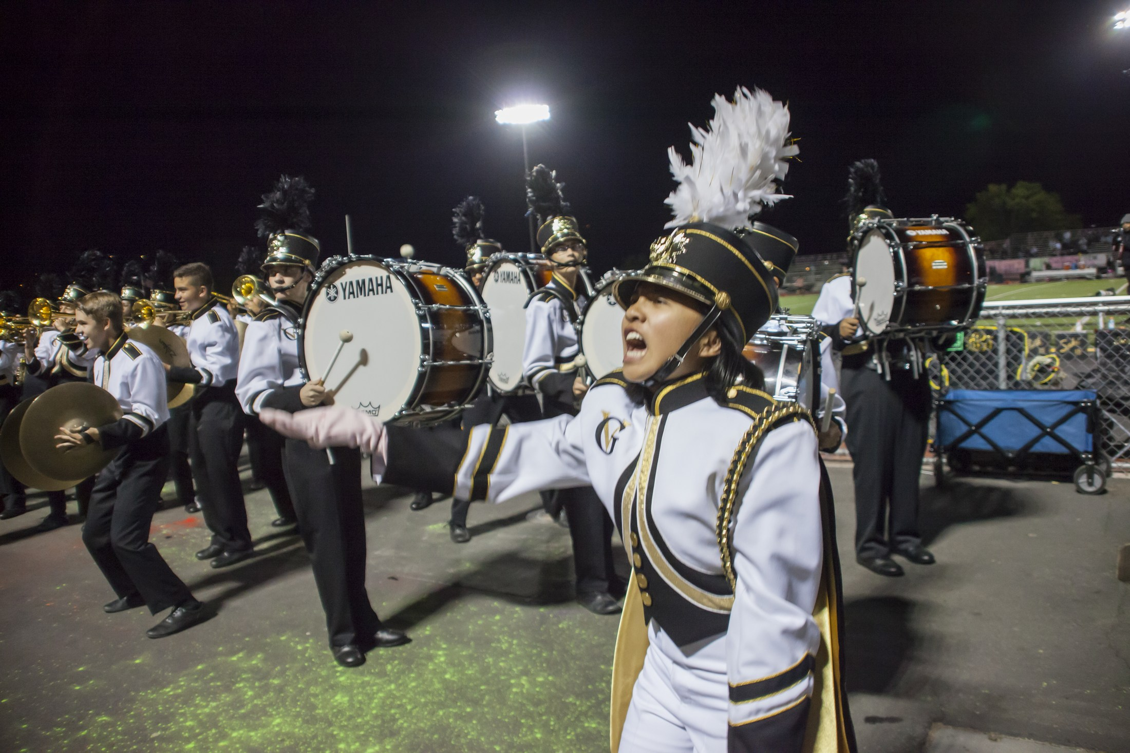 Home Page News Updates Band And Color Guard Golden Valley